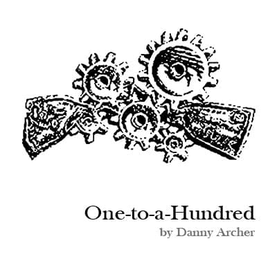 One-to-a-Hundred by Danny Archer Magic - Trick