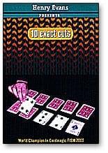 10 Exact Cuts (BLUE) Henry Evans