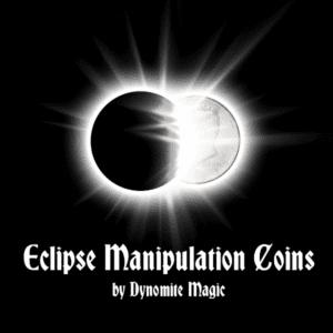 Half Dollar Eclipse Coin Cover