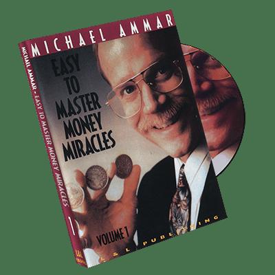 Money Miracles by Michael Ammar Volume 1 - DVD
