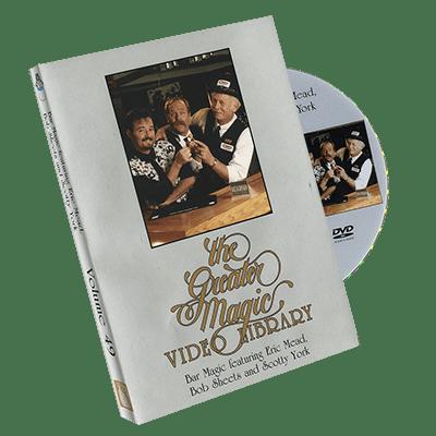 Greater Magic Video Library Vol 49 Bar Magic - DVD