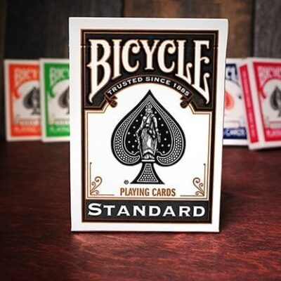 Bicycle Black Playing Cards  by US Playing Card Co