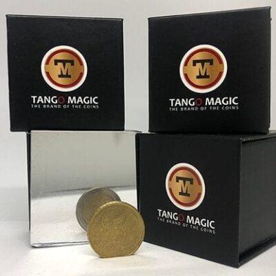 Euro Copper And Silver Coin (2e and 50c)(E0054)Tango-Trick