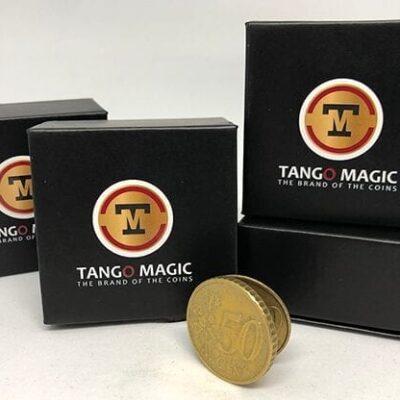 Flipper Coin 50 Cent Euro (E0035) by Tango - Trick