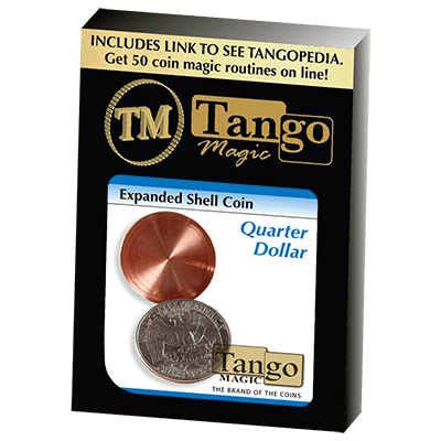 Expanded Quarter Shell (D0012) by Tango - Trick