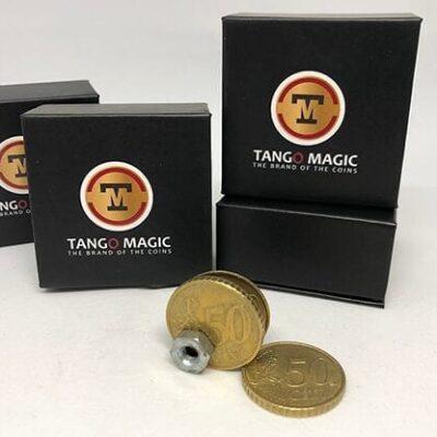 Coin Thru Card (50 cent Euro) (E0014) Tango