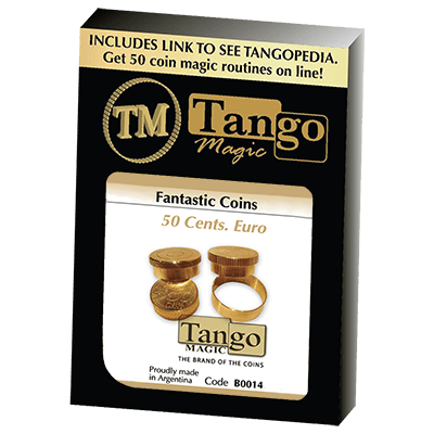 Fantastic Coins 50 cent Euro by Tango - Trick (B0014)