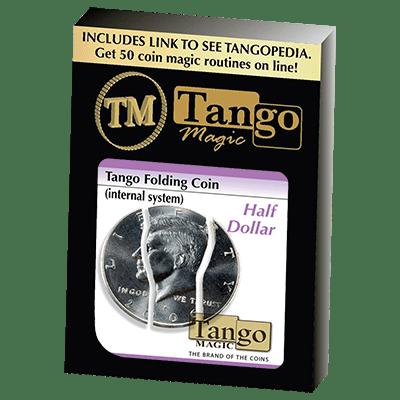 Folding Coin Half Dollar (Internal System)D0022 - Tango