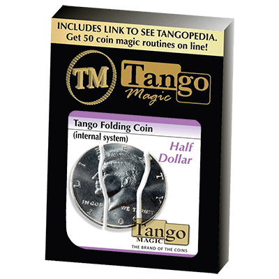 Folding Coin Half Dollar (Internal System)D0022 - Tango