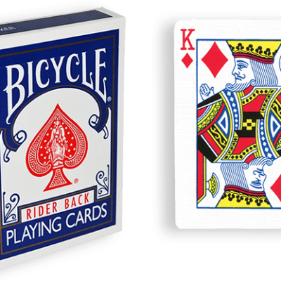 Blue One Way Forcing Deck (kd)