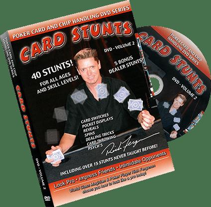 Card Stunts by Rich Ferguson - DVD