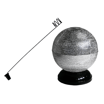 Zombie Ball Vernet - 2 Part trick (ball & wire)