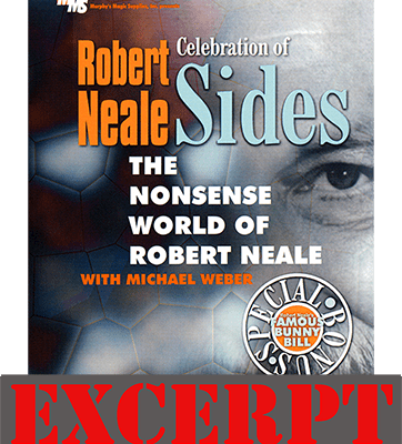 Brick Wall video DOWNLOAD (Excerpt of Celebration of Sides by Robert Neale)