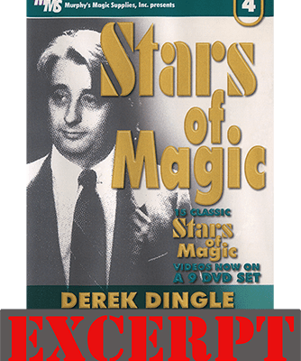 All Backs video DOWNLOAD (Excerpt of Stars Of Magic #4 (Derek Dingle))