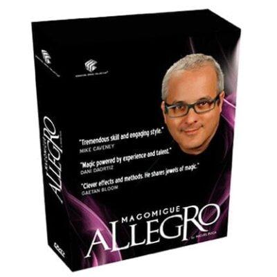 Allegro by Mago Migue and Luis De Matos