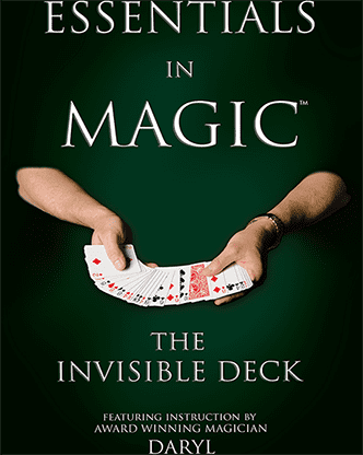 Essentials in Magic Invisible Deck - Japanese video DOWNLOAD