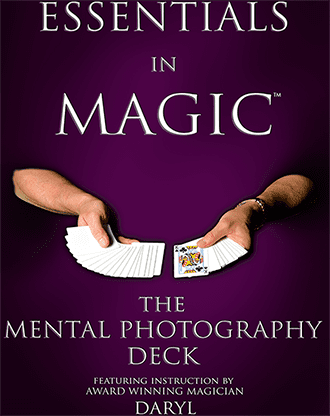 Essentials in Magic Mental Photo - Japanese video DOWNLOAD