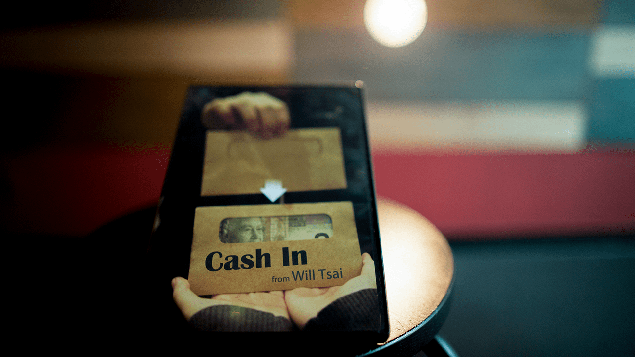 Cash In by Will Tsai and SansMinds - Tricks