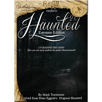 Haunted 2.0 Refills (Chip and Supplies) by Peter Eggink and Mark Traversoni - Trick