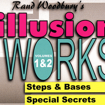Illusion Works Volumes 1 & 2 by Rand Woodbury video DOWNLOAD