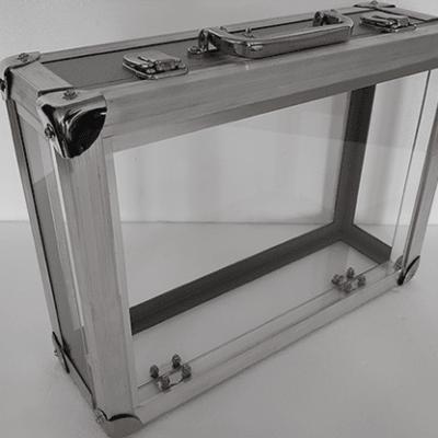 Glassy Briefcase by Tora Magic - Trick
