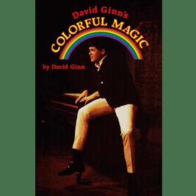 COLORFUL MAGIC  by David Ginn - Book