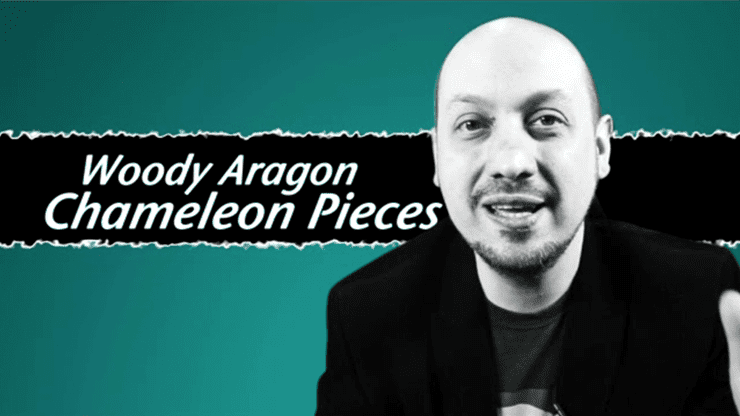 Chameleon Pieces by Woody Aragon video DOWNLOAD