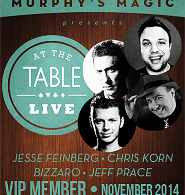 At The Table VIP Member November 2014 video DOWNLOAD