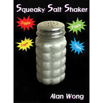 Squeaky Salt Shaker by Alan Wong - Trick