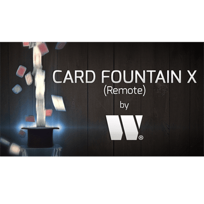Card Fountain X (Remote) by W - Trick