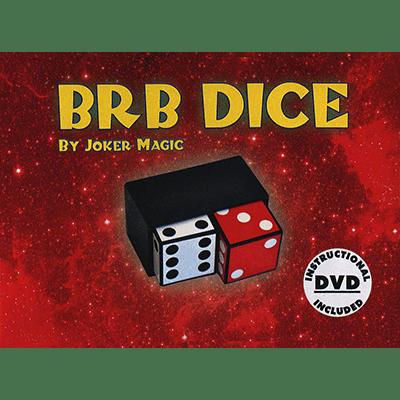 BRB Dice by Joker Magic - Trick