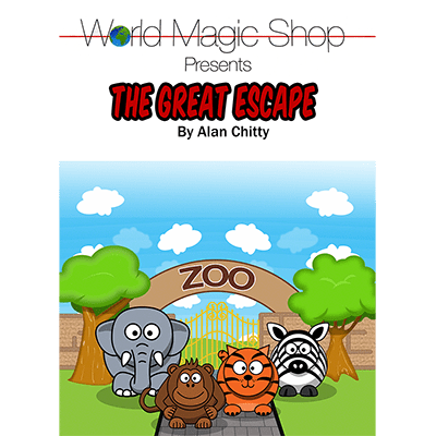 The Great Escape by Alan Chitty - Trick