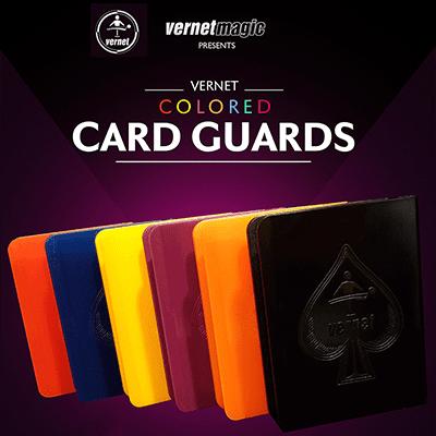 Vernet Card Guard Set (6 colors) - Trick