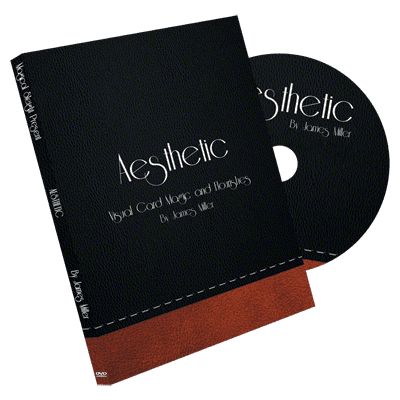 Aesthetic by James Miller - DVD