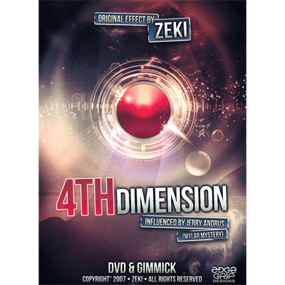 4th Dimension by Zeki - Trick