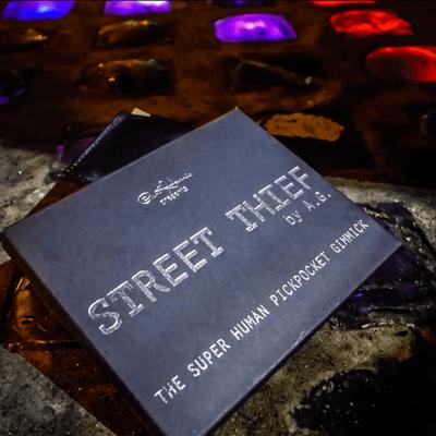 Paul Harris Presents Street Thief (U.S. Dollar - BLACK) by Paul Harris - Trick