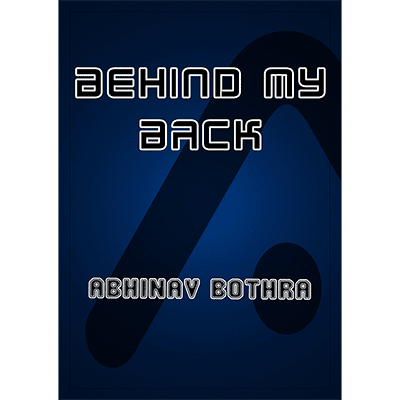 Behind My Back by Abhinav Bothra - eBook DOWNLOAD