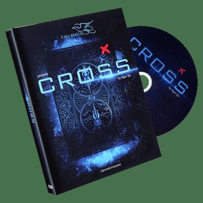 "Cross (DVD & Gimmicks) ""Bonus Pack"" by Agus Tjiu  - Trick"