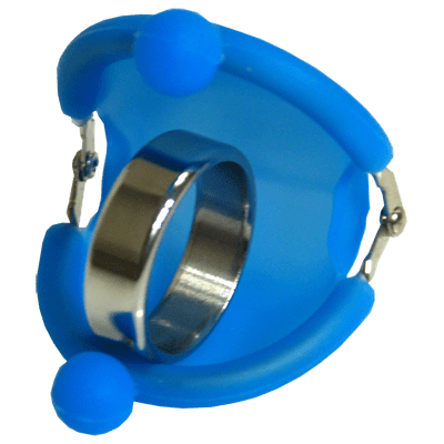 Neomagnetic Ring (22mm) by Leo Smetsers - Trick
