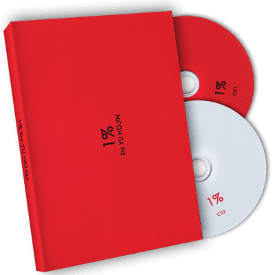 1% (One Percent) 2 DVD set by Yu Hojin - DVD