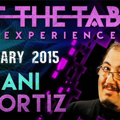 At the Table Live Lecture - Dani da Ortiz 01/28/2015 - video DOWNLOAD