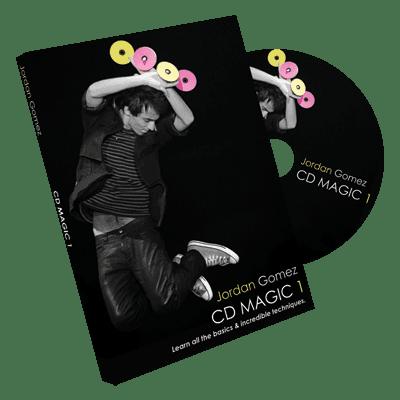 CD Magic Volume 1 by Jordan Gomez - DVD