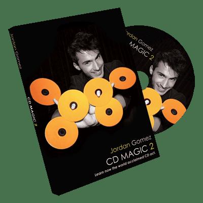 CD Magic Volume 2 by Jordan Gomez - DVD