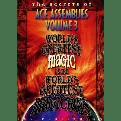 Ace Assemblies (World's Greatest Magic) Vol. 3 by L&L Publishing
