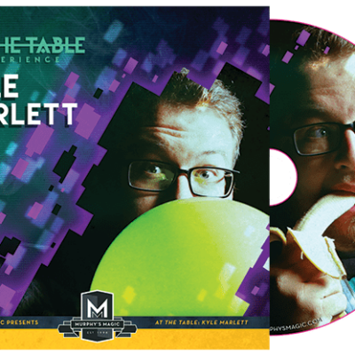 At the Table Live Lecture Kyle Marlett - DVD