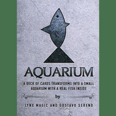 Aquarium by João Miranda Magic and Gustavo Sereno - Trick