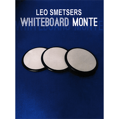 Whiteboard Monte by Leo Smetsers - Trick