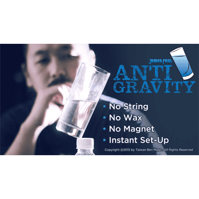 Antigravity by James Paul - Trick