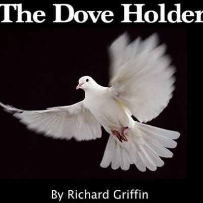 Dove Holder (Black) by Richard Griffin - Trick