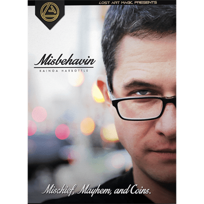 Misbehavin' by Kainoa Harbottle & Lost Art Magic - Video DOWNLOAD